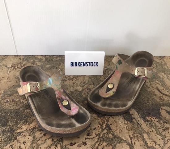 Sandale GIZEH de Birkenstock 45$ (versus 145$ neuf!)